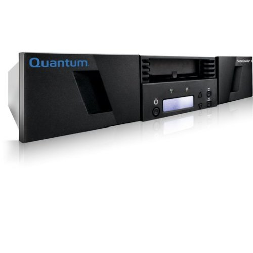 Quantum SuperLoader 3 192000GB 2U Black tape auto loader/library