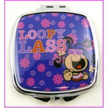 Loopy Lass Compact Mirror