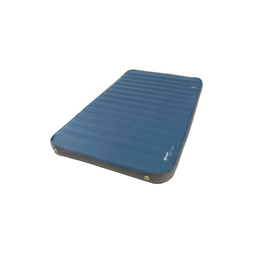 Outwell Dreamboat Double 12cm Self-inflating Mat Blue