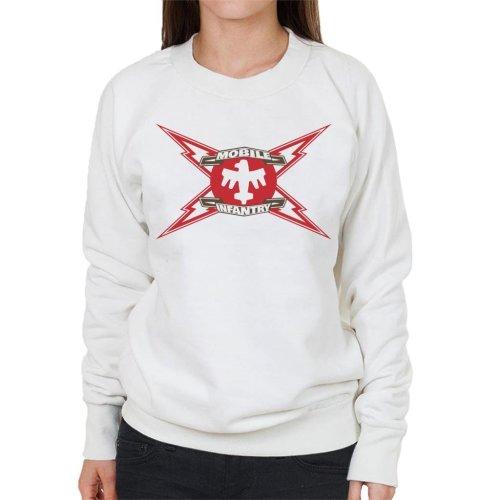 Mobile Infantry Starship Troopers Women's Sweatshirt