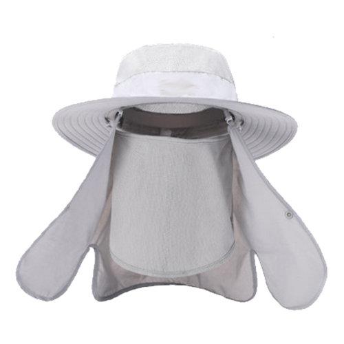 Summer Sun UV Protection Fisherman Visor Outdoor Cap#D