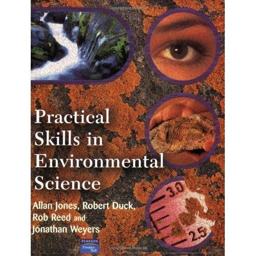 Practical Skills in Environmental Sciences