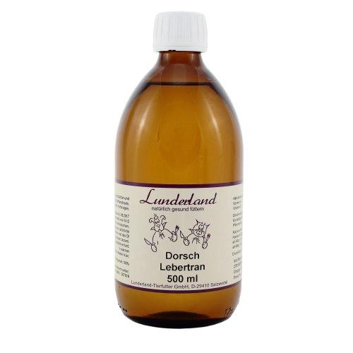 Lunderland Cod Liver Oil - Fish Oil