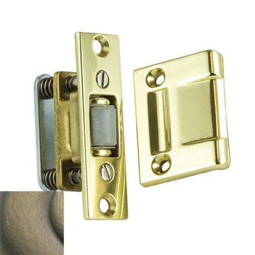 Baldwin 0430050 Roller Latch, Antique Brass