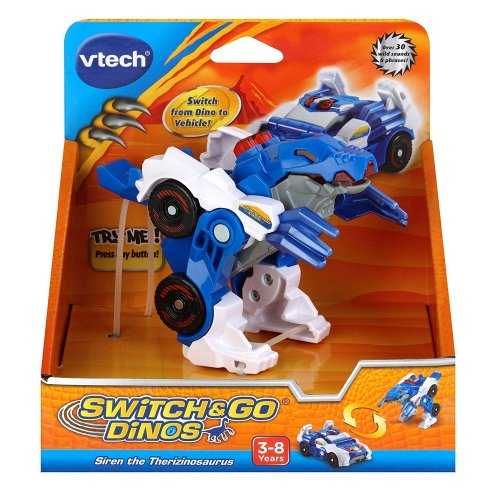 Vtech Switch & Go Dinos Siren the Therizinosaurus