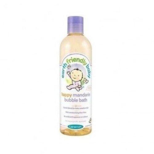Earth Friendly Baby - Happy Mandarin Bubble Bath 300ml