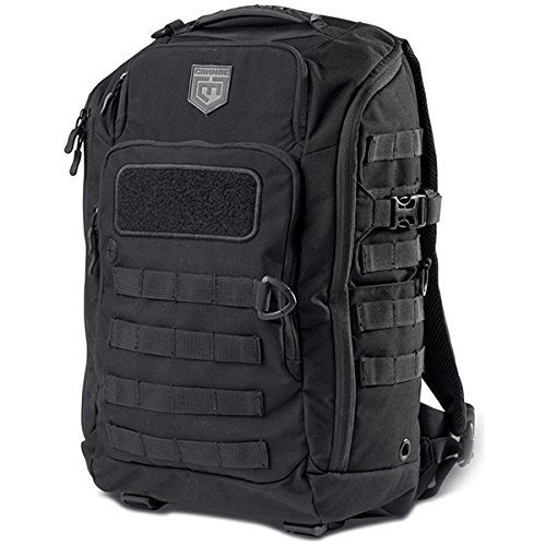 Cannae Legion Full Size Day Pack Black Medium