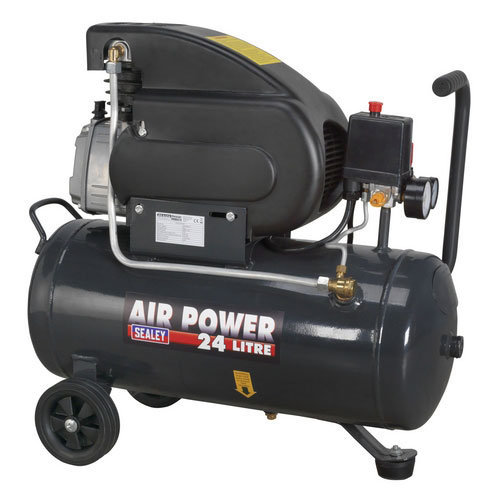 Sealey SAC2420E 24ltr Compressor Direct Drive 2hp