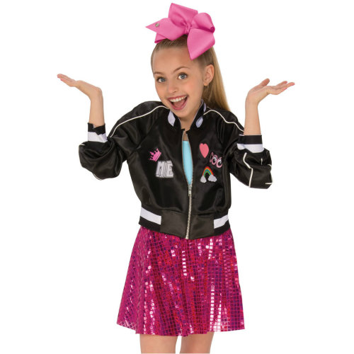 Kids Official JoJo Siwa Bomber Jacket Costume