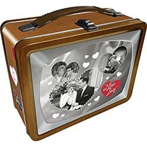 Lunch Box - I Love Lucy TV Large Gen 2 Fun Box 48163