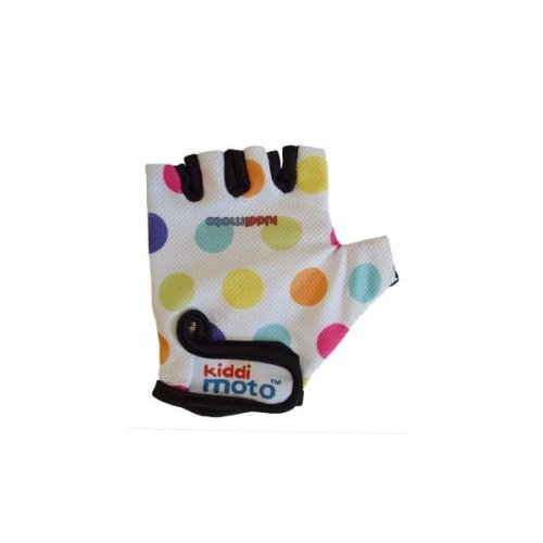 Kiddimoto Children's Bike / Scooter Gloves - Choice of Designs & Sizes