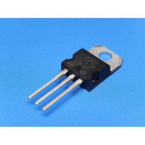 Voltage Regulators L7818CV +18Vdc TO-220 package PACK of 5