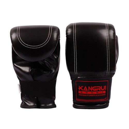 Hot Sale Adult Boxing Gloves Training Gloves BLACK, Free Size