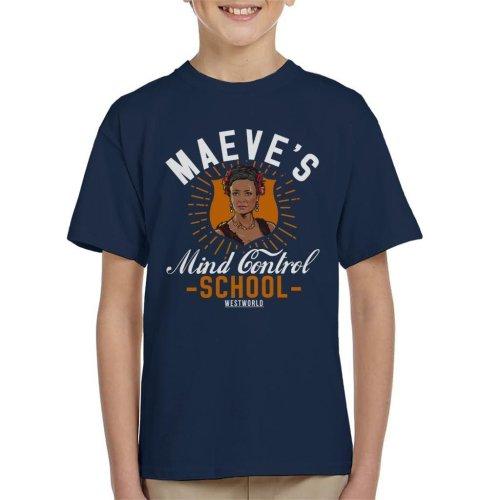 Maeves Mind Control School Westworld Kid's T-Shirt
