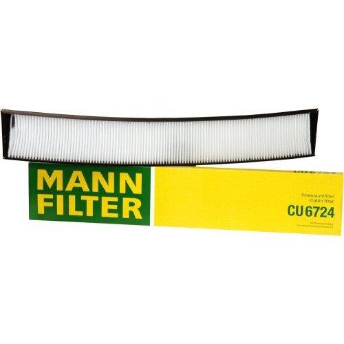 Mann Filter CU6724 Cabin Air Filter