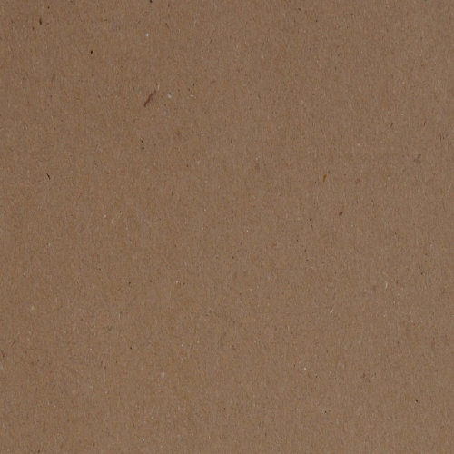 "Papicolor 140lb (210gsm) Textured Cardstock 12""X12""-Kraft Brown"