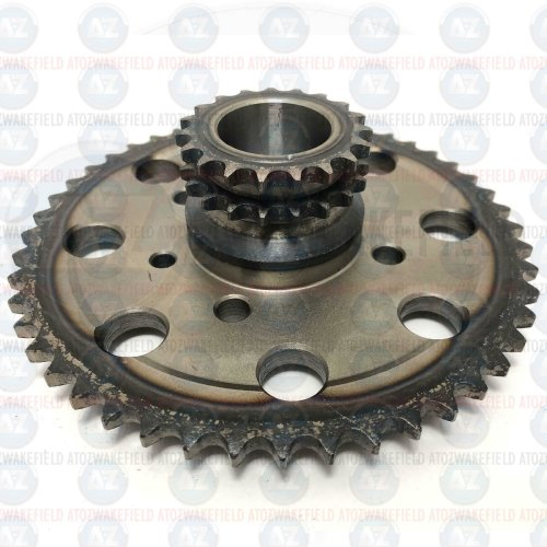 FOR NISSAN NAVARA NP300 PATHFINDER 2.5 DCI YD25 TIMING CHAIN FUEL PUMP SPROCKET