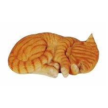 Vivid Arts plant pals ginger sleeping cat