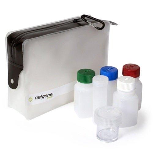 Nalgene 6pc Travel Kit with Carrying Case