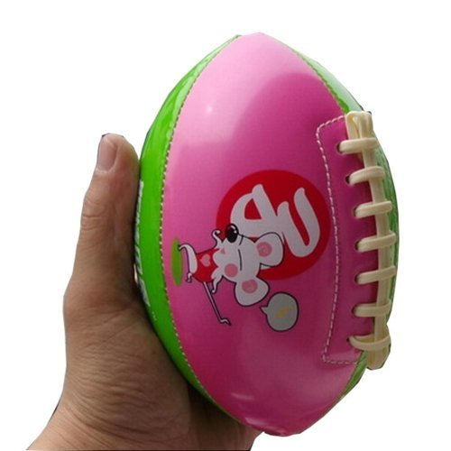 [PINK Mouse] Cute Constellation/Zodiac Kids/Toddles Mini Football, Size 2