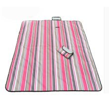 Picnic Outdoor Blanket Waterproof Handy Mat Tote Large Beach Blanket 57 X 71 In