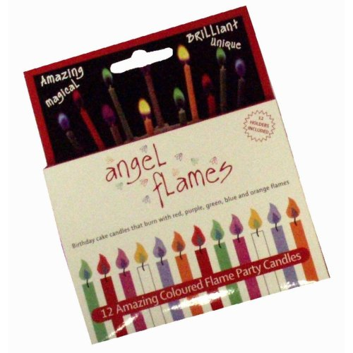 Angel Flames Candles
