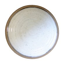 Alfresco Dinner Plate 27cm -  epicurean single natural beige alfresco 265cm melamine dinner plate caravan bbq