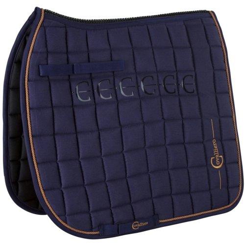 Kerbl Dressage Saddle Pad Cloth Horse Riding Numnah Cover Excelsior Blue 328636