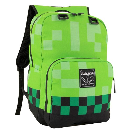 Minecraft Creeper Mini Backpack (MineChest Exclusive)