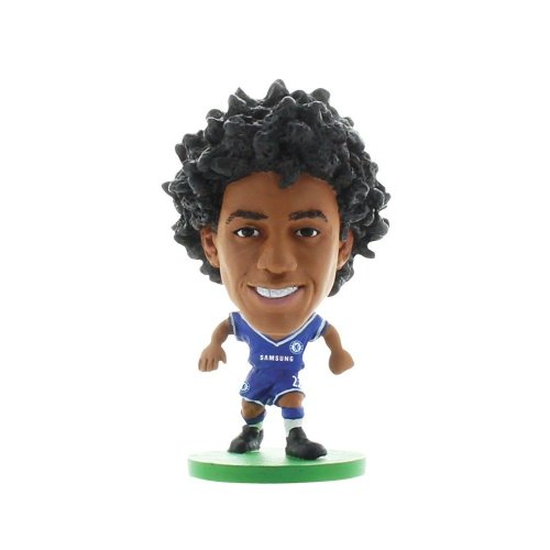 Soccerstarz Chelsea Willian Home Kit - Version -  chelsea willian home kit soccerstarz version