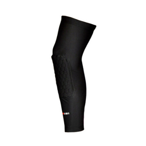 Men Women Sports Leg Pads Shockproof cellular Knee Protector Extended Single