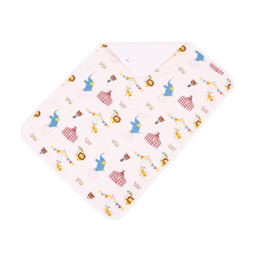 1 piece Baby Portable Diaper Changing Pad Washable Waterproof Baby Pad A, 50x100cm