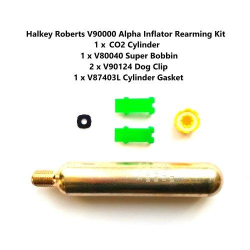 Lifejacket Rearming Kit Halkey Roberts Alpha Inflator