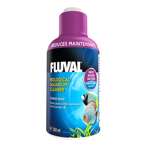 Fluval Waste Control Biological Aquarium Cleaner 250ml