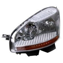 Citroen C4 Grand Picasso 2007-2010 Headlight Headlamp Passenger Side N/s