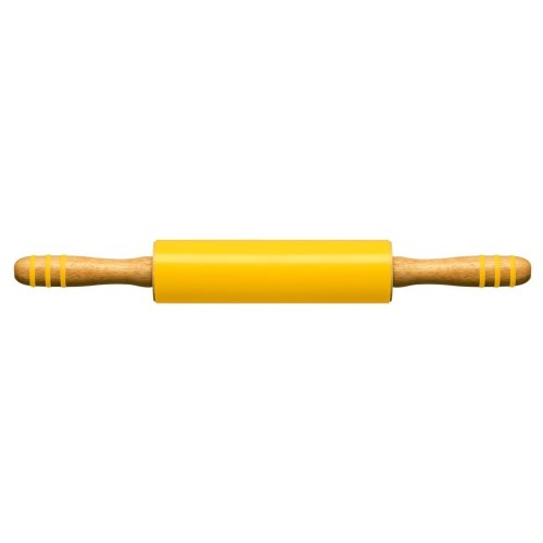 ZING! Silicone Rolling Pin - Yellow