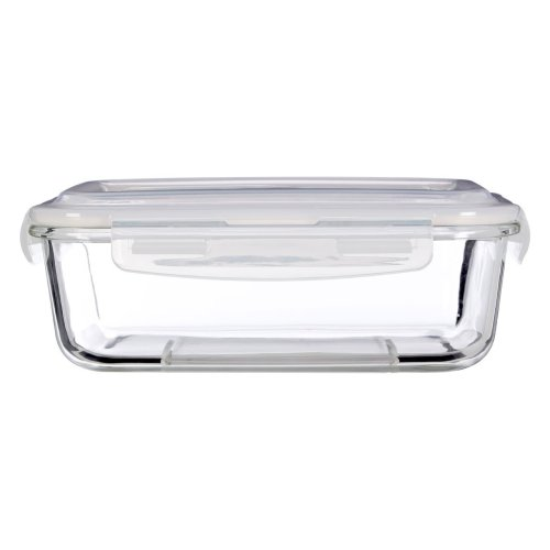 Freska 1520 ml Glass Container, Clear