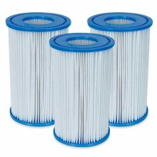 Intex 29003 Filter Cartridge Type A 3 Pieces for Pumps from 2006 to 5678 l/h