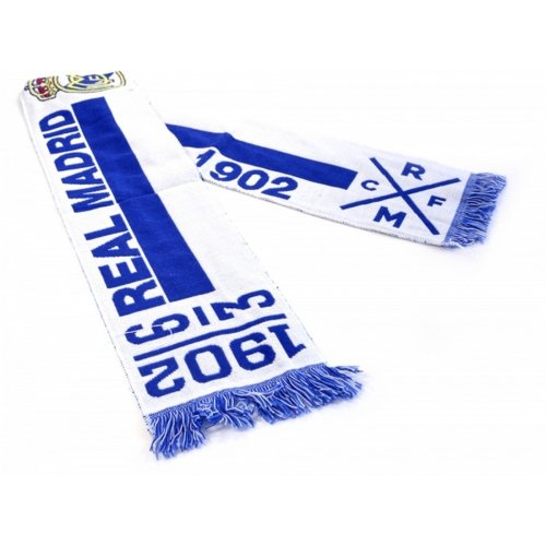 Everton FC Official Soccer Jacquard Nero Scarf