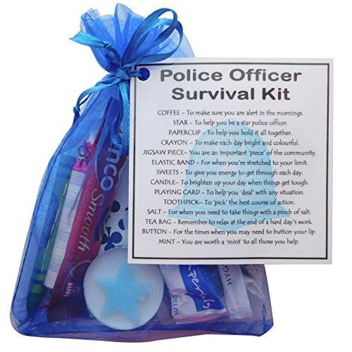 Police Officer Survival Kit Gift   Thank You Gift for Police