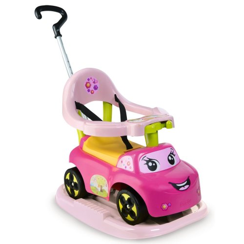 Smoby Auto Bascule Rose Ride On