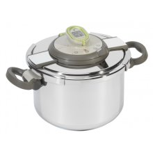 Tefal Acti Cook EcoEnergy Stainless Steel Pressure Cooker 6.0L