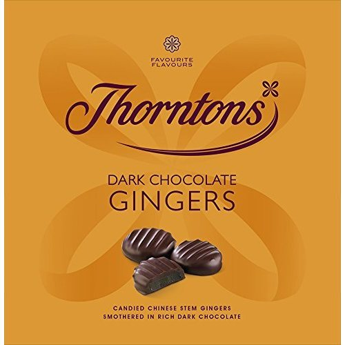 Thorntons Chocolate Favorite Flavours Ballotin (Dark Gingers)