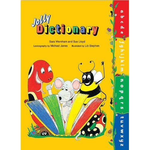 Jolly Dictionary (Hardback edition in print letters): American English (Jolly Learning)