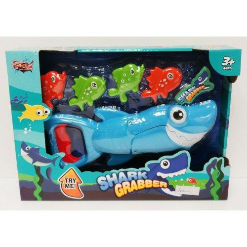 Shark Grabber Game Playset
