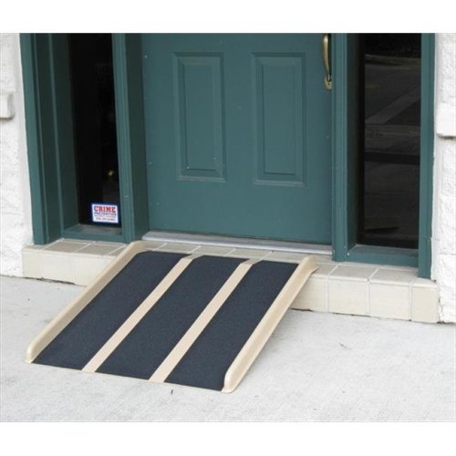 Travel Ramp 3 ft. With Mounting Holes Ramp