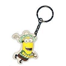 Minions Keychain - Golfing