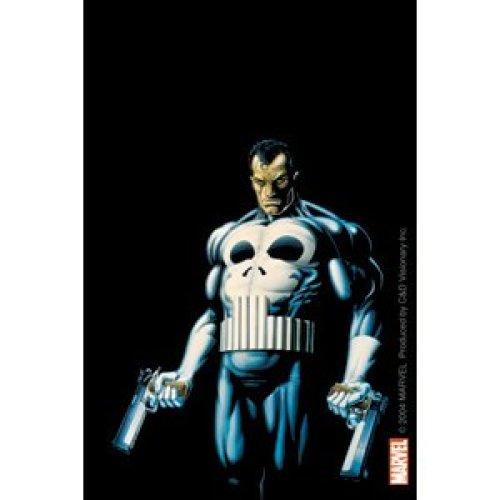 Sticker - Marvel - Punisher - Comic Book Punisher New Toys s-3300