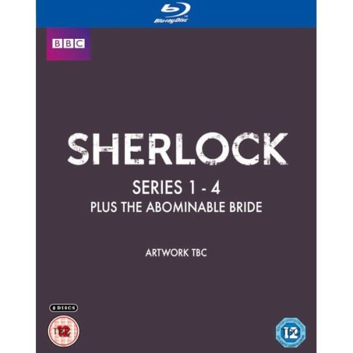 Sherlock - Series 1-4 & Abominable Bride Box Set