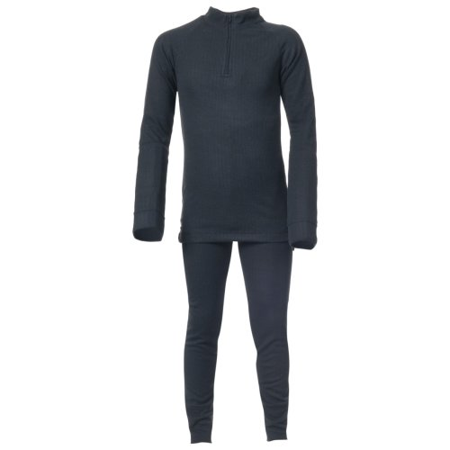 Trespass Adults Unisex Unite360 Base Layer Set (Top And Bottoms)